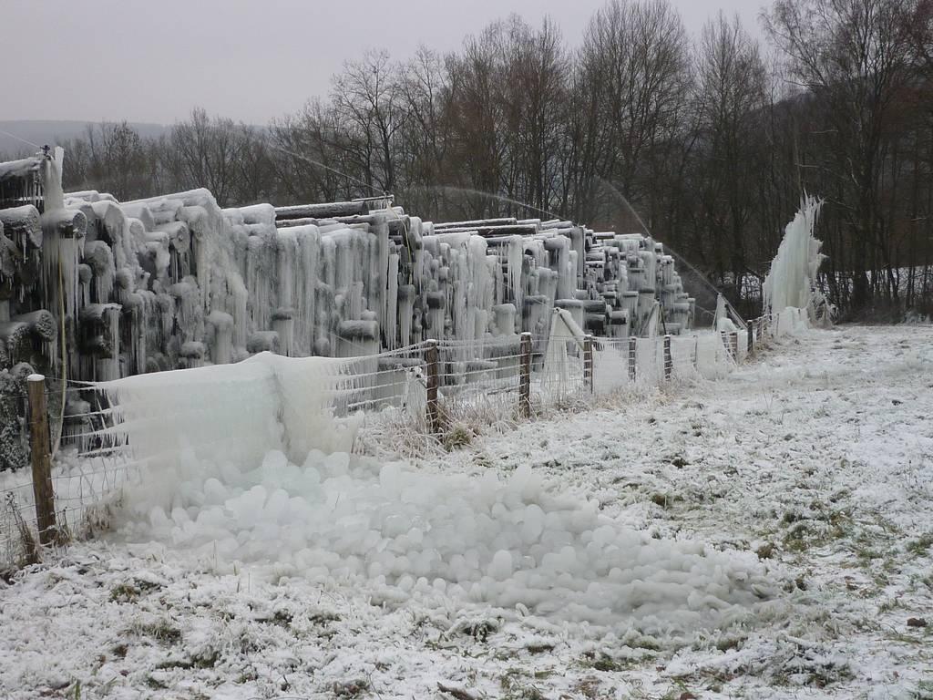Eiszeit Glashütte